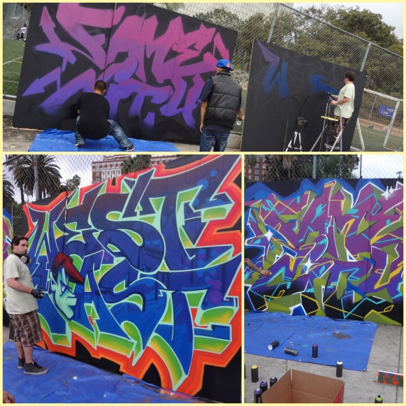 summit - graff